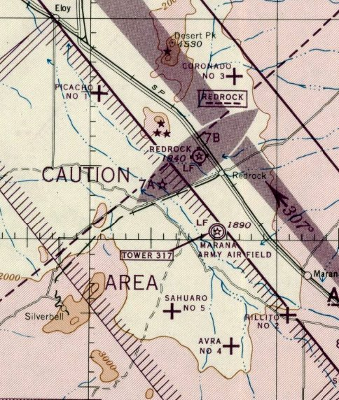 Abandoned & Little-Known Airfields: Arizona, Northern