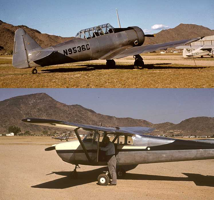 Abandoned & Little-Known Airfields: Northwest Phoenix Area