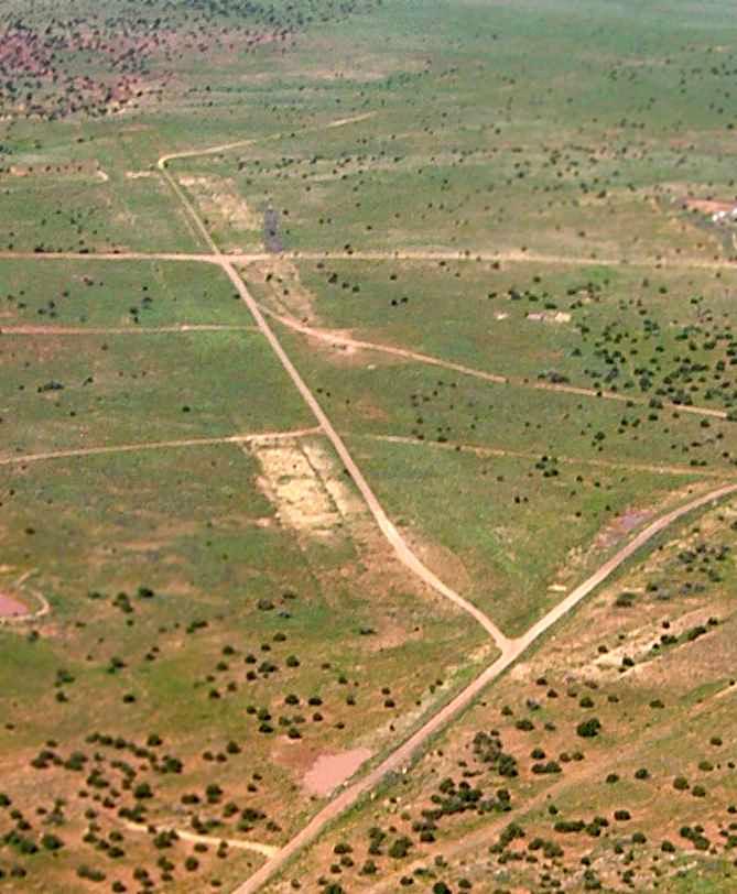 Abandoned & Little-Known Airfields: Northeastern Arizona
