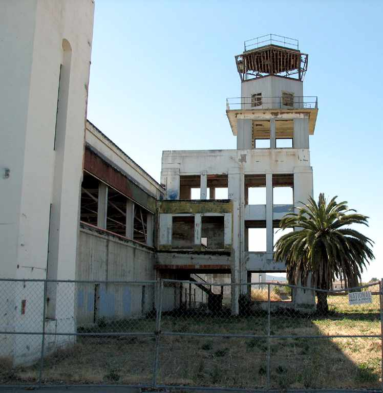 Abandoned & Little-Known Airfields: California, San Rafael