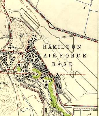 Abandoned Amp Little Known Airfields California San Rafael