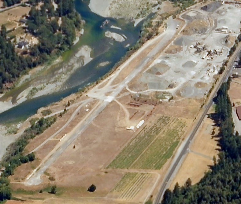 Abandoned & Little-Known Airfields: Northwestern California