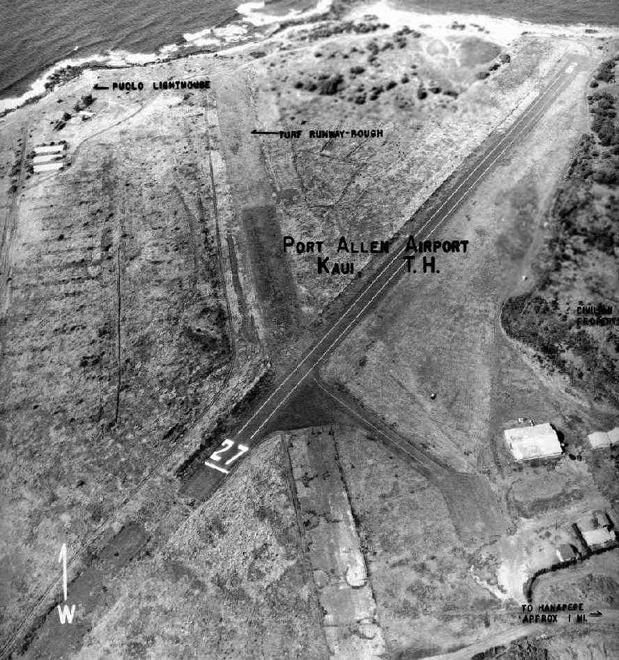 Abandoned & Little-Known Airfields: Hawaii, Kauai Island