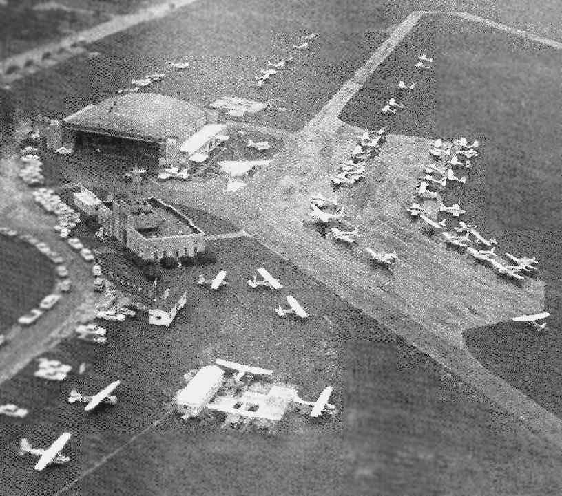 Abandoned & Little-Known Airfields: Louisiana: Baton Rouge