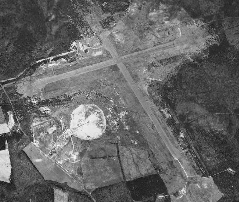 Abandoned & Little-Known Airfields: Maryland, Northern