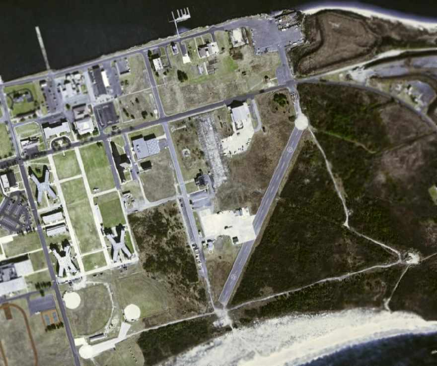 Abandoned & Little-Known Airfields: New Jersey: Cape May Area