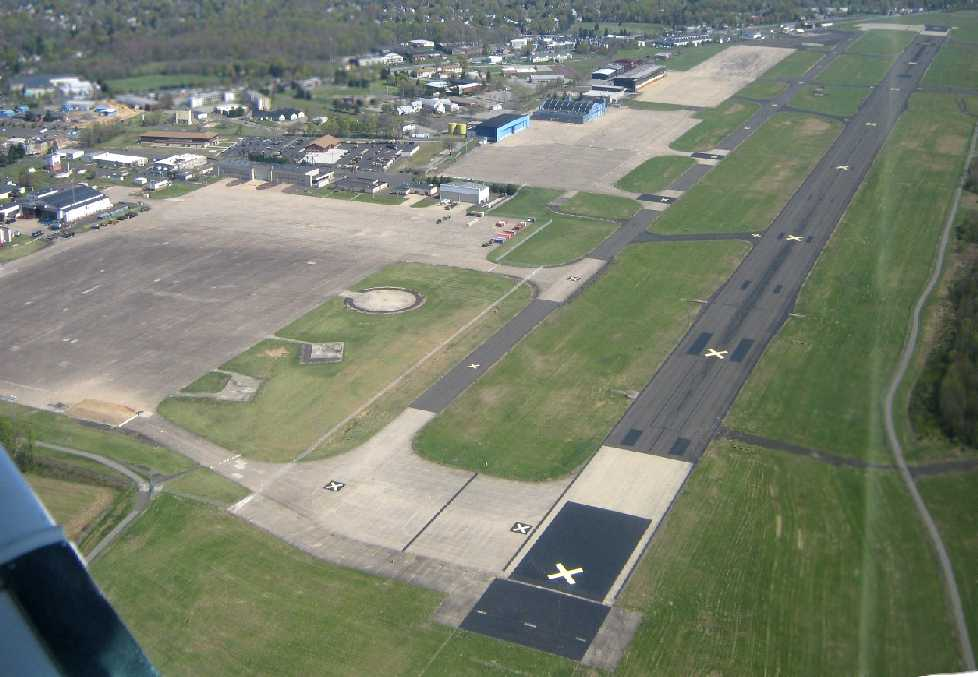 Abandoned & Little-Known Airfields: Pennsylvania: Western