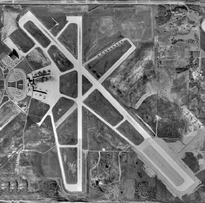 Abandoned & Little-Known Airfields: Texas