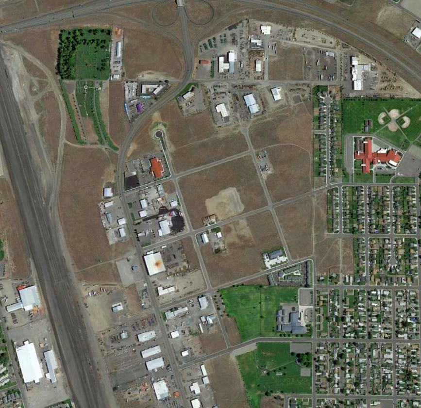 Abandoned & Little-Known Airfields: Eastern Washington State
