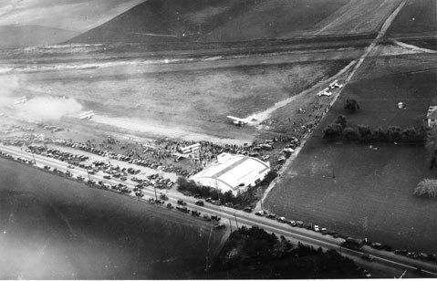 Abandoned & Little-Known Airfields: California - Ventura area